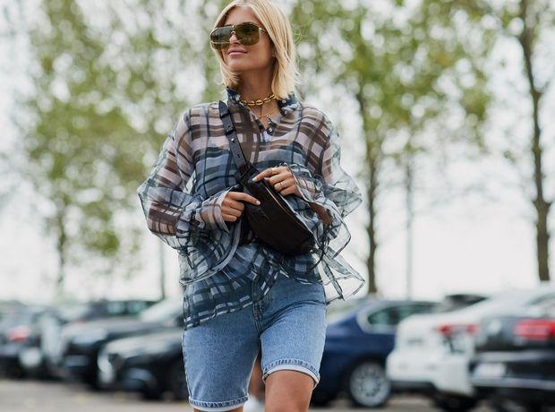 Η τζιν βερμούδα είναι hot και σου βρήκαμε 5 σούπερ stylish για να φορέσεις