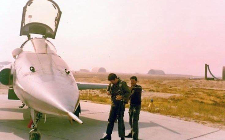 Η αιματηρή ελληνοτουρκική αερομαχία της 23ης Ιουλίου 1974