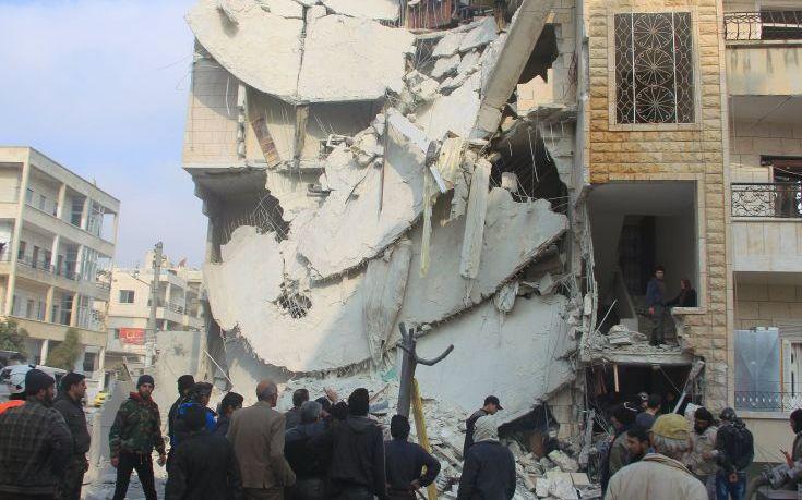 Αιματοχυσία δίχως τέλος στη Συρία