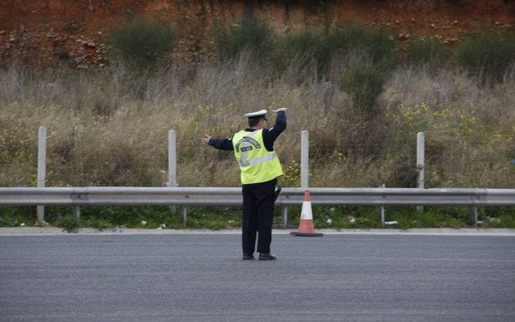 Προσωρινές κυκλοφοριακές ρυθμίσεις στην Εθνική Οδό Θεσσαλονίκης – Μουδανιών
