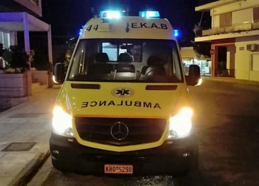 Θανατηφόρο τροχαίο στην Εύβοια: Νεκρή γυναίκα που επέβαινε σε μηχανή