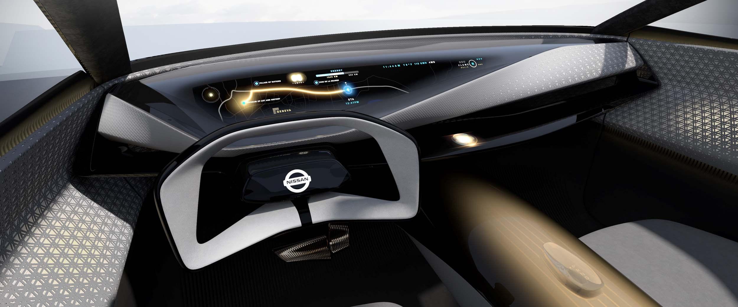 Εντυπωσιακό το πρωτότυπο IMQ με τεχνολογία e-power της Nissan