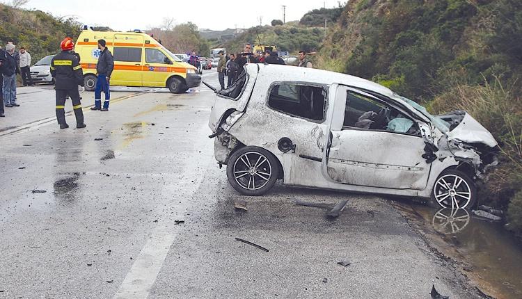Κρήτη: 47 νεκροί στην άσφαλτο μέσα σε οκτώ μήνες