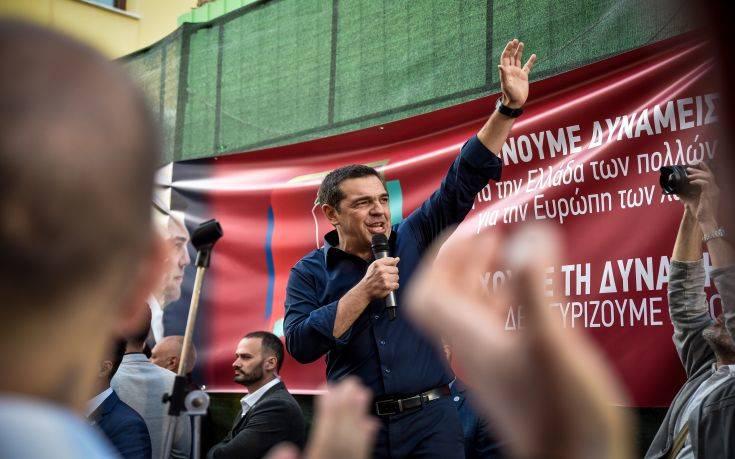 Υφαρπάζει και την 3η Σεπτέμβρη από το ΠΑΣΟΚ τώρα ο Αλέξης Τσίπρας