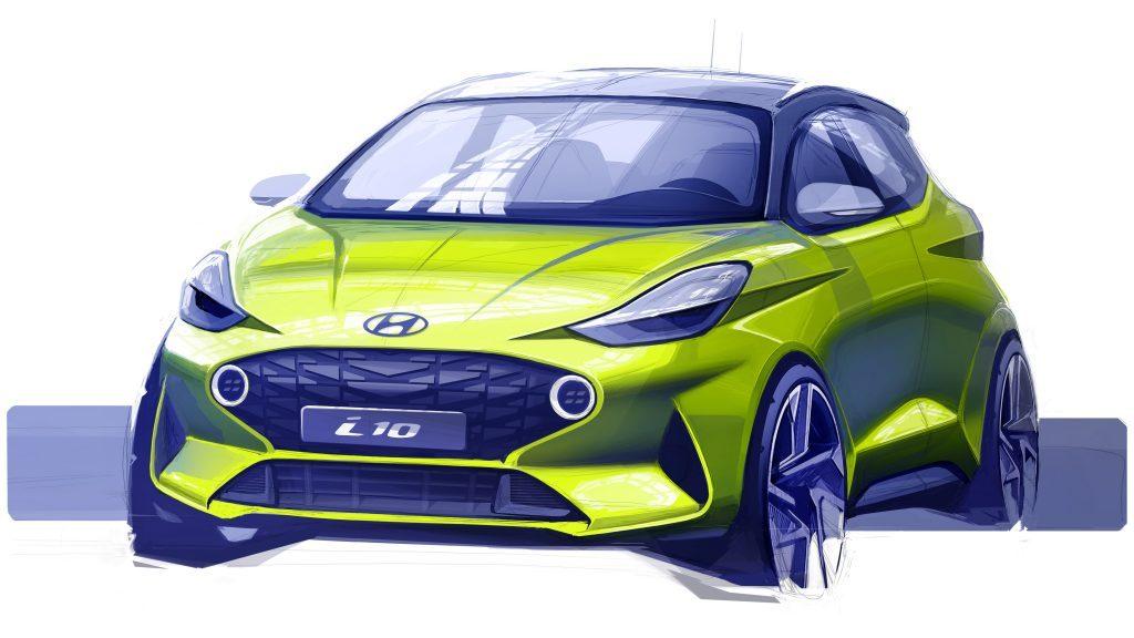 Στο Σαλόνι Αυτοκινήτου της Φρανκφούρτης θα παρουσιαστεί το ολοκαίνουργιο Hyundai i10
