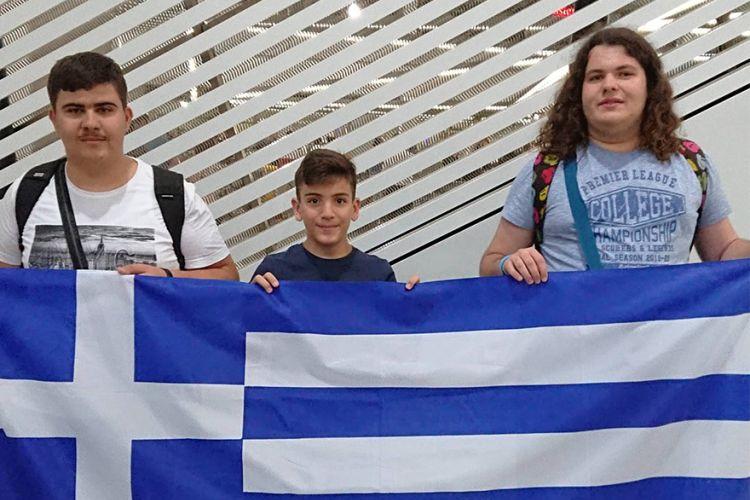 Ελληνική πρωτιά στον Παγκόσμιο Διαγωνισμό Microsoft Office Specialist στη Νέα Υόρκη – Διακρίσεις για τρεις μαθητές
