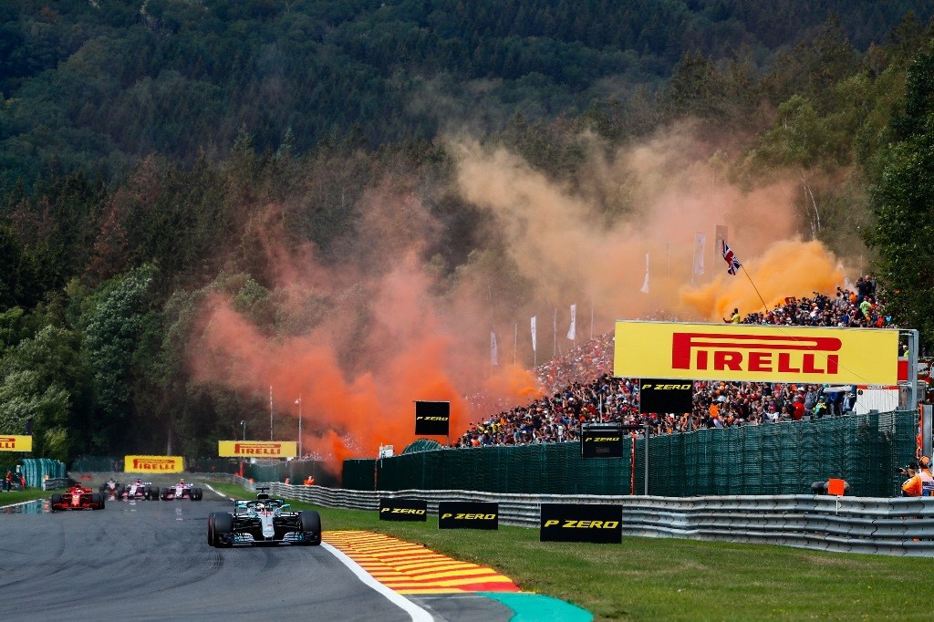 Ο καιρός θα παίξει καθοριστικό ρόλο στο Spa-Francorchamps στο Βέλγιο