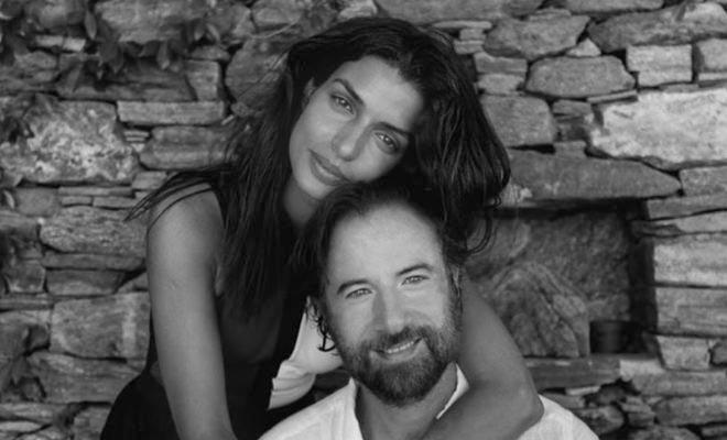 Κωστής Μαραβέγιας – Τόνια Σωτηροπούλου: Διακοπές στα ελληνικά νησιά με το σκάφος! [Εικόνες]