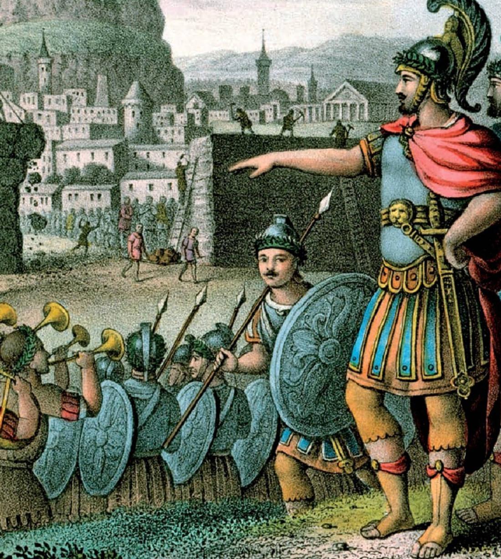 Η ταπεινωτική ήττα που έδειξε πως ακόμα και οι Σπαρτιάτες παραδίνονται