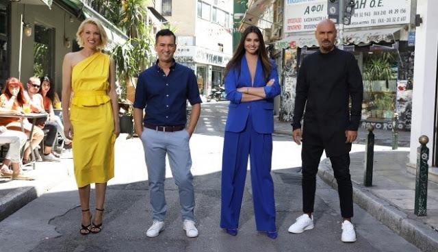 Έρχεται ο δεύτερος κύκλος του Greece's Next Top Model (trailer+photo)