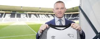 Ο Ρούνεϊ επιστρέφει στην Αγγλία ως παίκτης – προπονητής