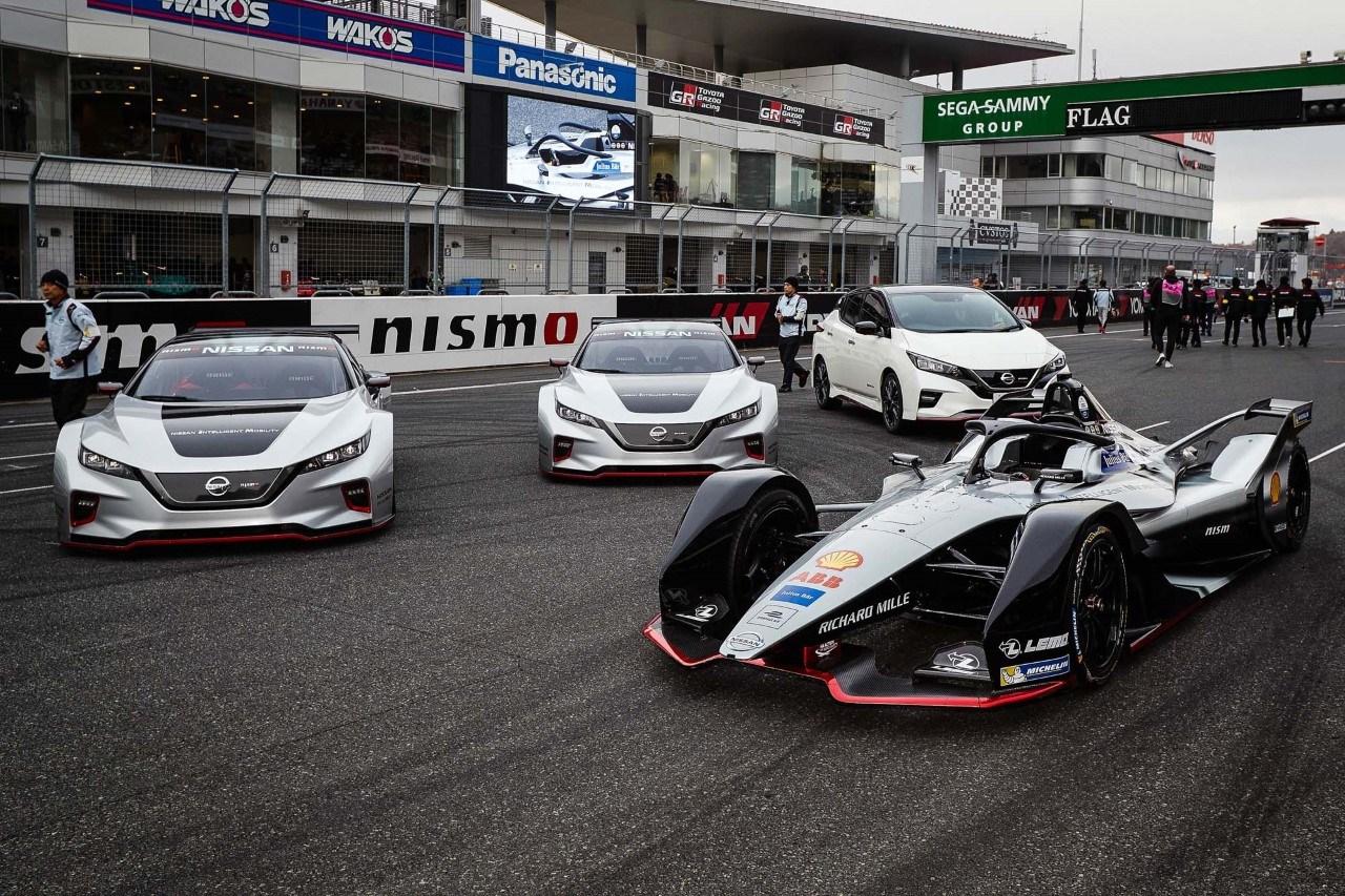 Η Nissan e.dams κατέκτησε τη δεύτερη θέση στο πρωτάθλημα των οδηγών της Formula E