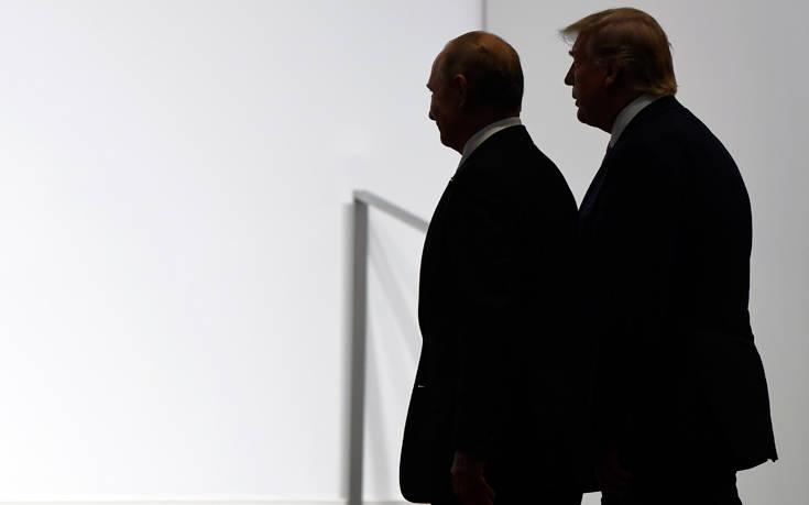 Πούτιν προς Ουάσιγκτον: Θα αναπτύξουμε νέους πυρηνικούς πυραύλους αν αναπτύξετε εσείς
