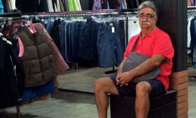 Με την σύζυγο για ψώνια – 10 ξεκαρδιστικές φωτογραφίες με απελπισμένους άντρες