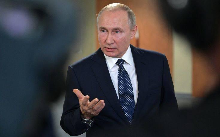 Πούτιν: Εάν οι ΗΠΑ αναπτύξουν νέους πυραύλους στην Ευρώπη, θα απαντήσουμε αναλόγως