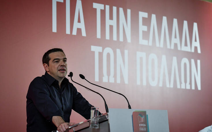 Τα έξι βήματα που έθεσε ο Tσίπρας για τον μετασχηματισμό του ΣΥΡΙΖΑ