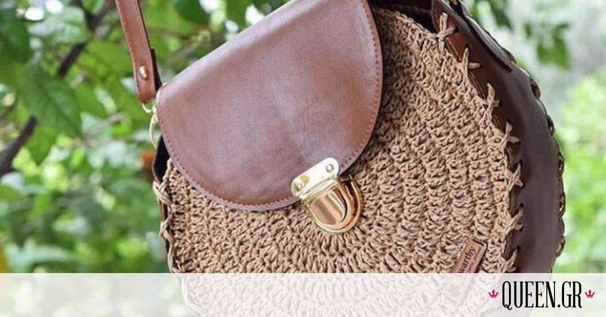 DΙΥ: Πώς να φτιάξεις μία It-bag χρησιμοποιώντας παλιές, πλαστικές τσάντες του supermarket
