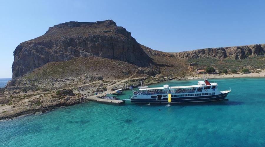 Τραγωδία στην Κρήτη: Τουρίστας πέθανε ενώ έκανε κρουαζιέρα στον Μπάλο