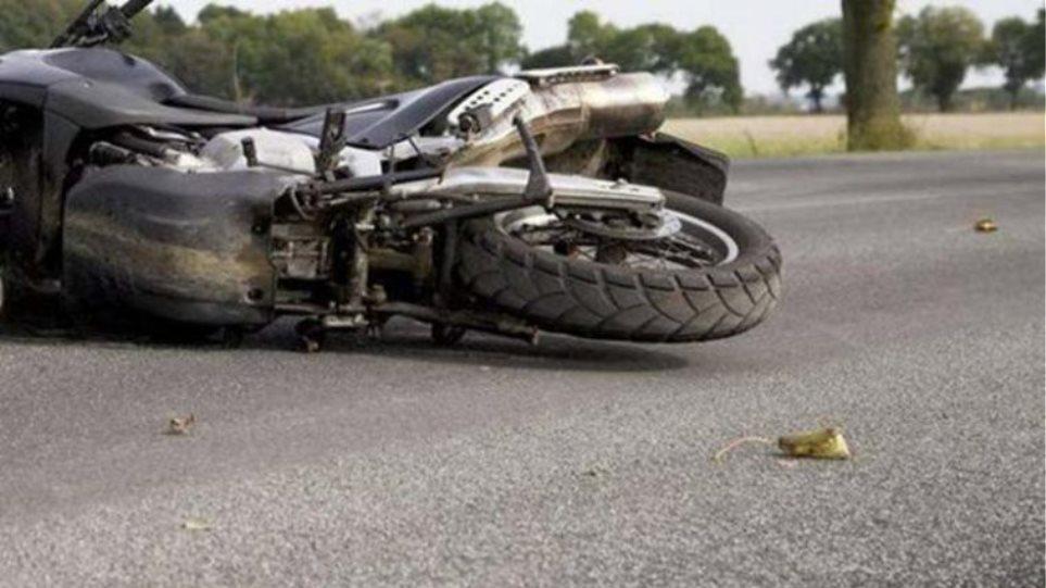 Νέο θανατηφόρο τροχαίο στην Κρήτη: Οδηγός μηχανής έχασε τη ζωή του
