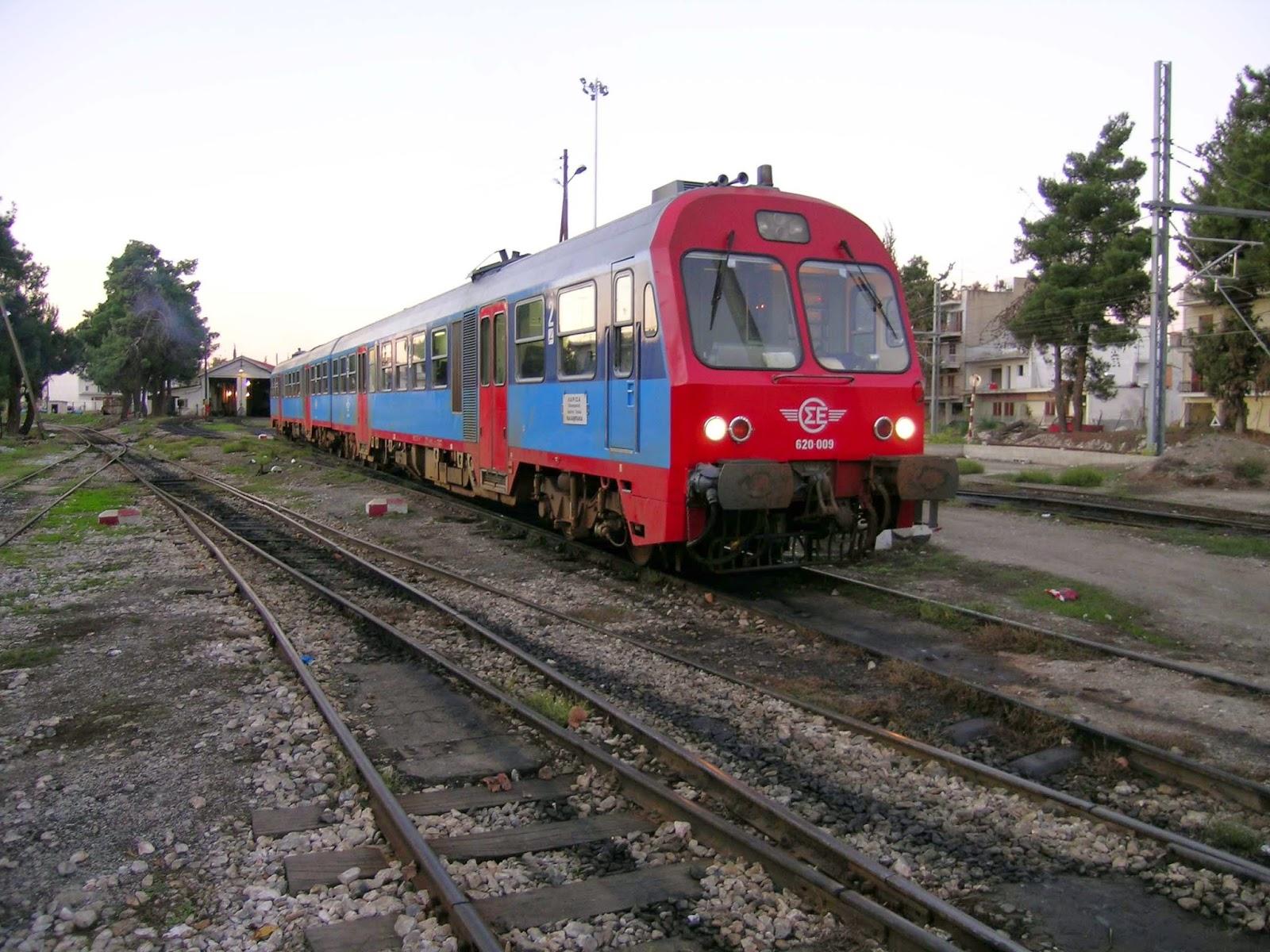 Βόλος: Αυτοκίνητο παραβίασε σιδηροδρομική διάβαση και παρασύρθηκε από τρένο