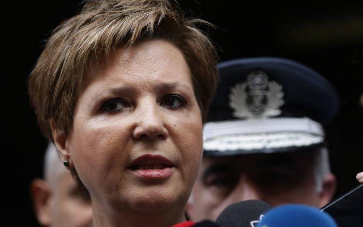 Γεροβασίλη για Μαρκόπουλο: Η ΝΔ κλείνει το μάτι σε κλιμάκωση χρήσης βίας