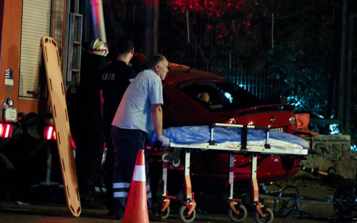 Ένας νεκρός και μια τραυματίας σε τροχαίο στη Χαλκιδική, εγκατέλειψε τα θύματα ο δράστης