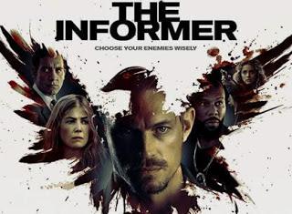 The Informer – 3 Δευτερόλεπτα, Πρεμιέρα: Οκτώβριος 2019 (trailer)