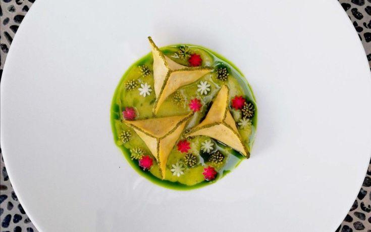 Σαντορίνη: Σεφ μαγείρεψαν ειδή ψαριών από το εξωτερικό