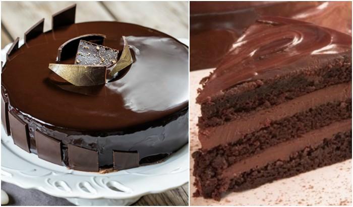 Πανεύκολη και πεντανόστιμη τούρτα με Lacta. Κανείς δεν μπορεί να αφήσει κάτω το κουτάλι