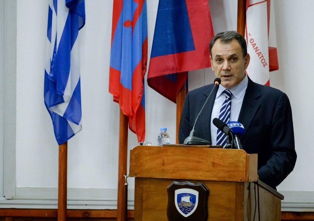 Υπουργός Άμυνας: Είμαστε κοντά στην εξιχνίαση της υπόθεσης κλοπής στη Λέρο