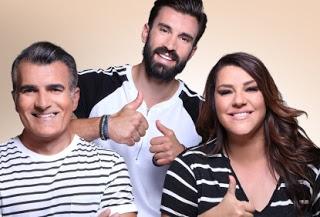 «Μεσημέρι #YES»: Η ανακοίνωση του Open για Ζαρίφη, Σταματόπουλο και Γκότση (trailer+photo)