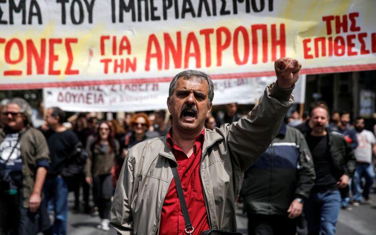 Παραλύει η χώρα: Απεργία σχεδόν… παντού την Τρίτη