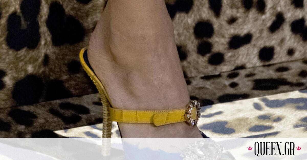 Shoe Trends: Οι Εβδομάδες Μόδας μας έχουν δείξει τι θα φορεθεί αυτόν τον χρόνο
