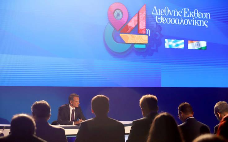 Η απάντηση του πρωθυπουργού Κυριάκου Μητσοτάκη σε ερώτηση για πρόωρες εκλογές