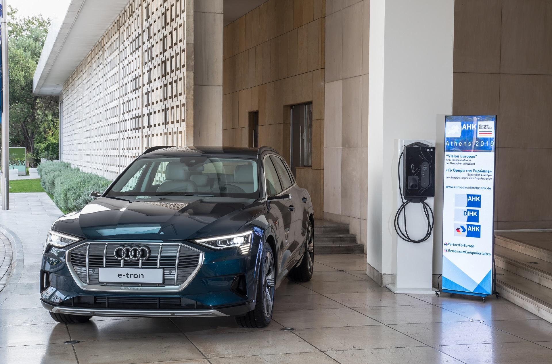 Η Audi χορηγός σε ευρωπαϊκό συνέδριο στην Αθήνα