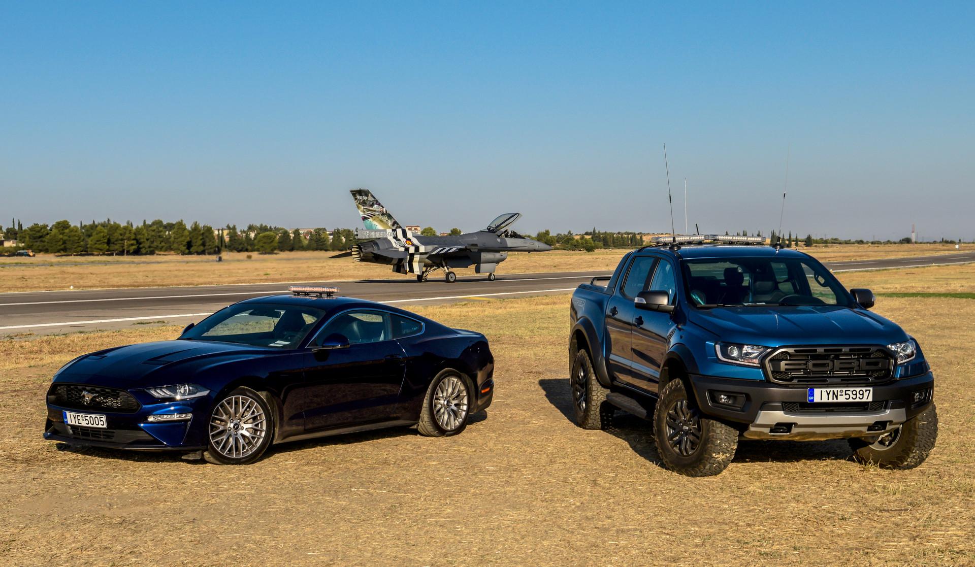 H Ford «απογειώθηκε» στο Athens Flying Week 2019