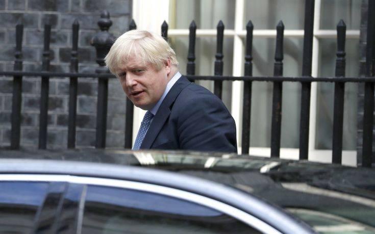 Συγκρατημένα αισιόδοξος για μια συμφωνία για το Brexit ο Μπόρις Τζόνσον