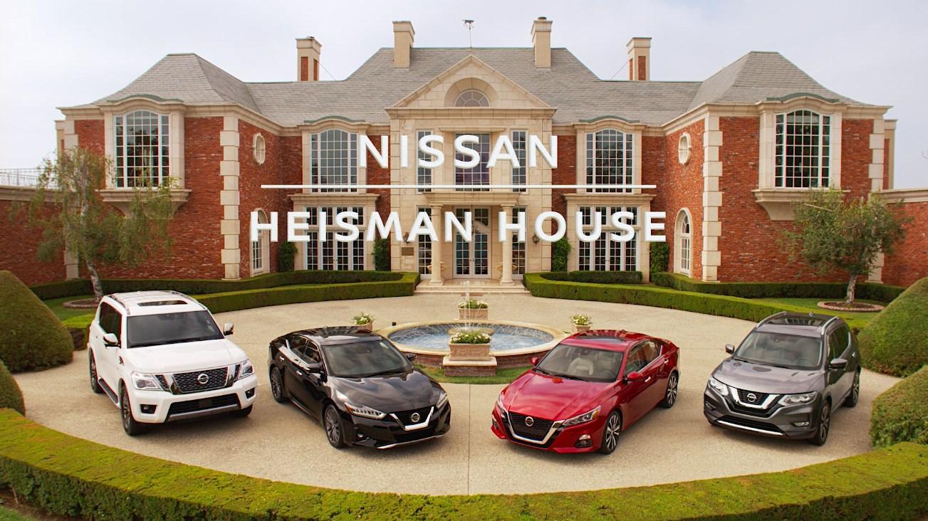 Η Nissan στηρίζει τον αθλητισμό στα κολλέγια των Η.Π.Α.