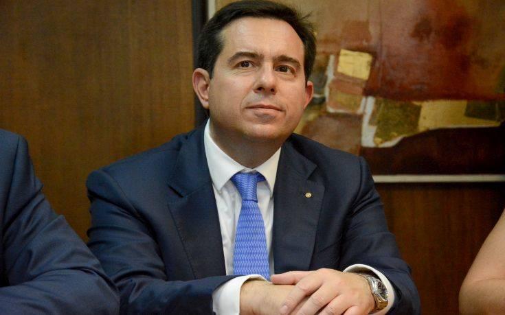 Μηταράκης για Novartis: «Ο ΣΥΡΙΖΑ δεν άφησε την προηγούμενη προανακριτική να μπει στην ουσία