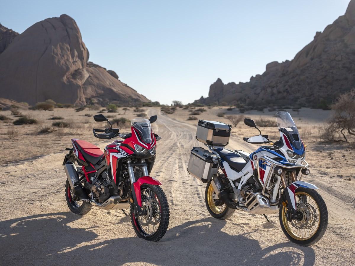 Η θρυλική μοτοσυκλέτα περιπέτειας της Honda αναβαθμίζεται μέσα στο 2019