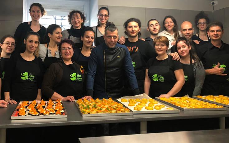 Σπουδές μαγειρικής και ζαχαροπλαστικής με τη συνταγή επιτυχίας του ΙΕΚ ΣΒΙΕ