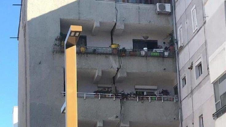 Εκατόν πέντε ελαφρά τραυματίες από τους δύο σεισμούς στην Αλβανία