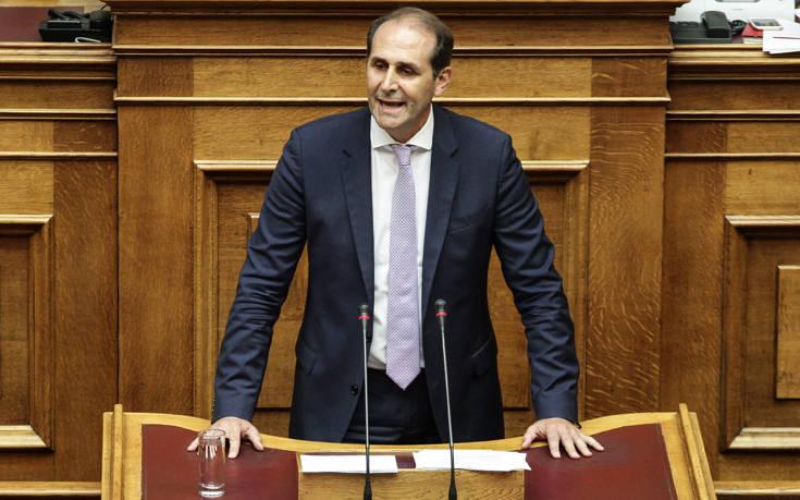 Βεσυρόπουλος: Θα δοθούν κίνητρα στον κόσμο για να αγοράσει ηλεκτρικά αυτοκίνητα