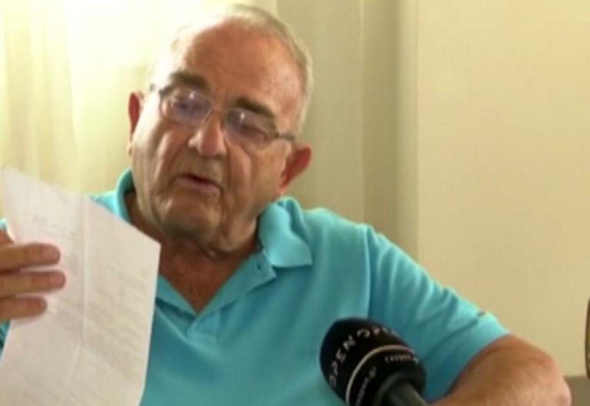 Συνταξιούχος προσπαθεί να πείσει το κράτος πως είναι ζωντανός