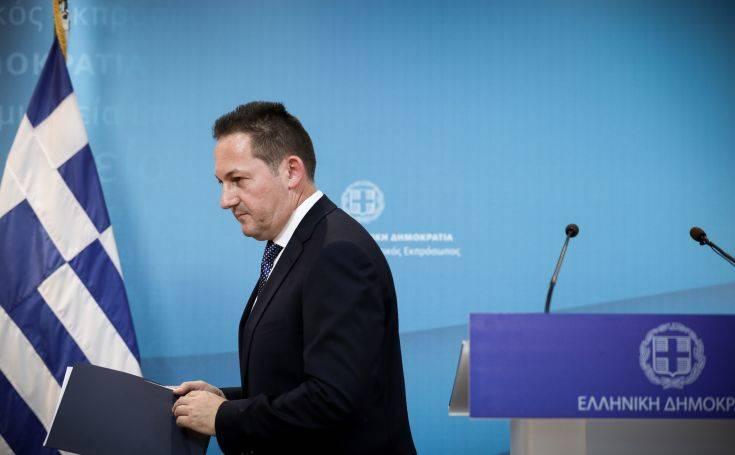 Πέτσας: Το 2021 θα επιδιώξουμε χαλάρωση στόχων