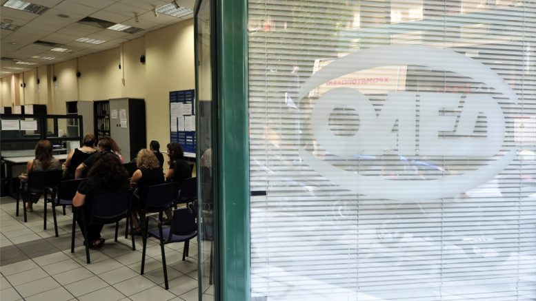 Στο 16,9% η ανεργία στην Ελλάδα