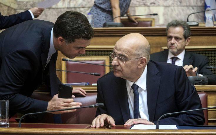 Νίκος Δένδιας: Η Ελλάδα έχει ενισχύσει τη θέση της στον κόσμο