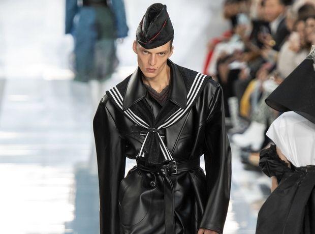 Leon Dame: Το 20χρονο μοντέλο με το πιο viral περπάτημα στην πασαρέλα του Maison Margiela