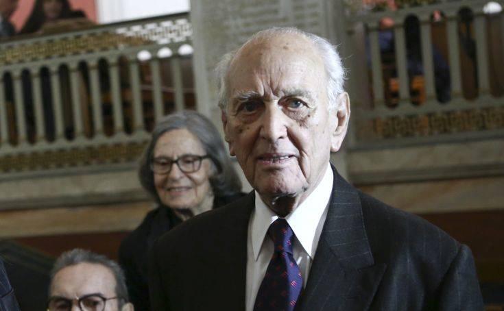 Θλίψη στον πολιτικό κόσμο για το θάνατο του Α. Λιβάνη