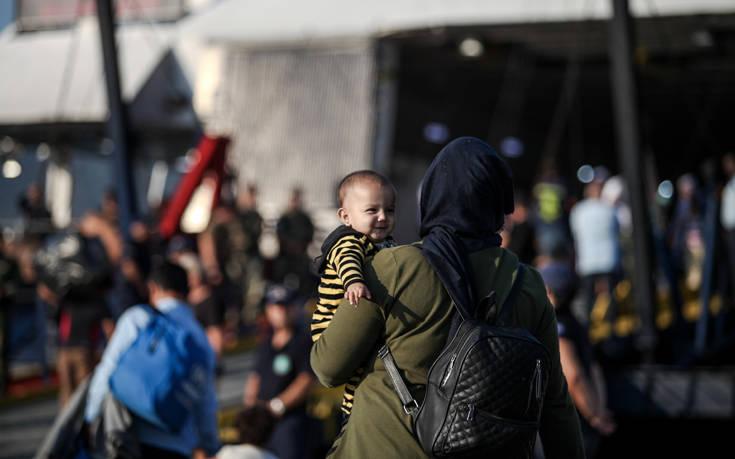 Καζάνι που βράζει η Ανατολική Φθιώτιδα, φέρνουν πρόσφυγες στον Καραβόμυλο